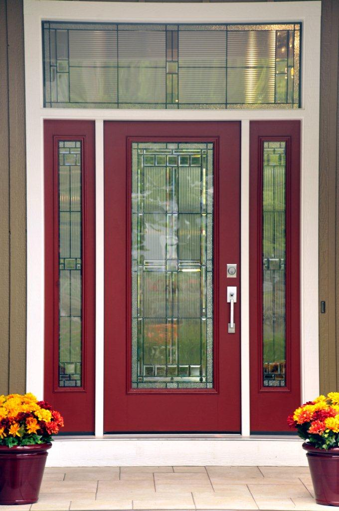 Colorful Doors Add Curb Appeal To Homes