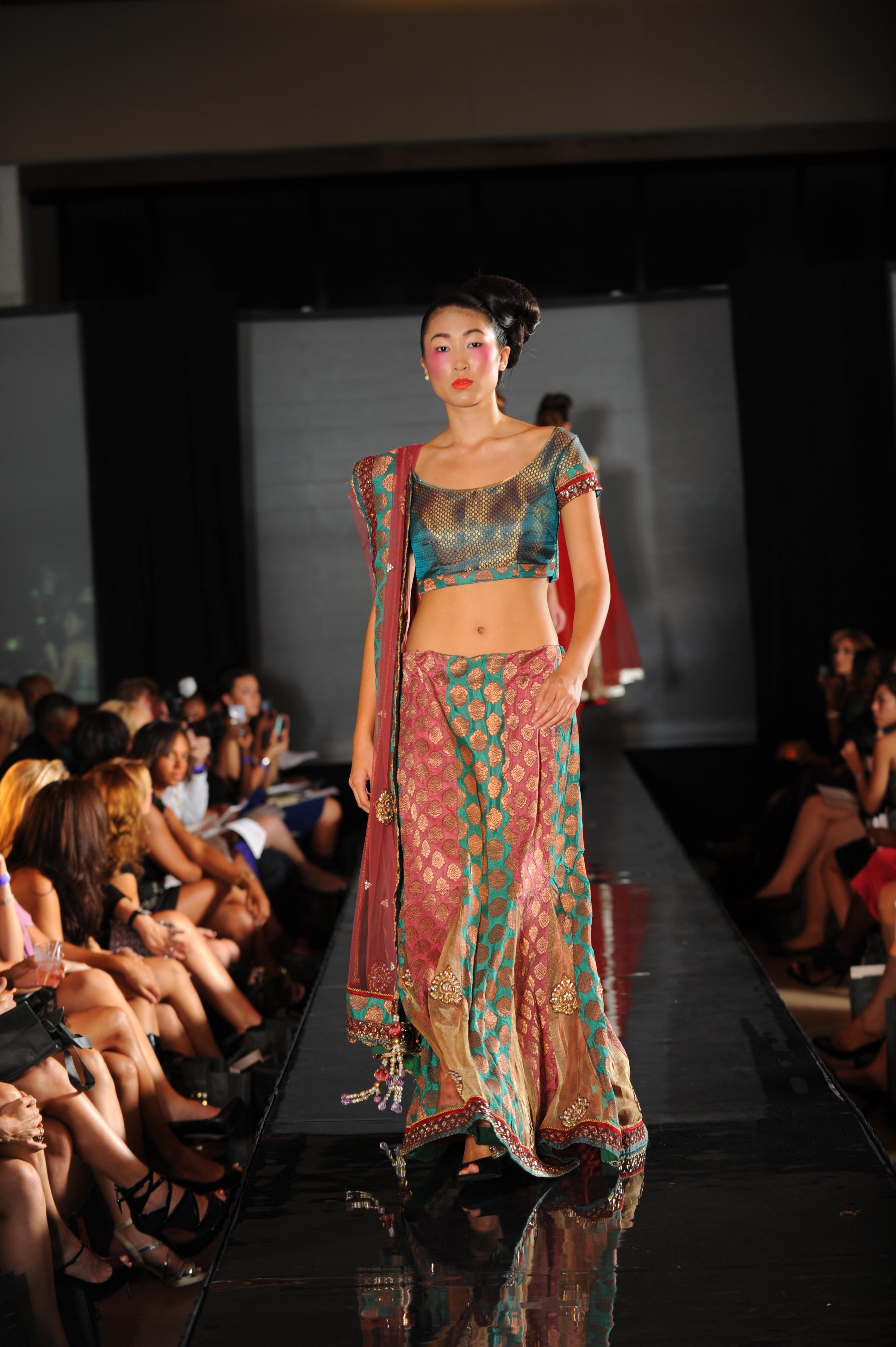 Indian Fashion Rocked Washington Dc Fashion Week