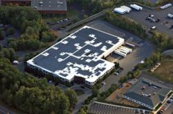Clarke's rooftop solar project is one of the top five in Massachusetts history.