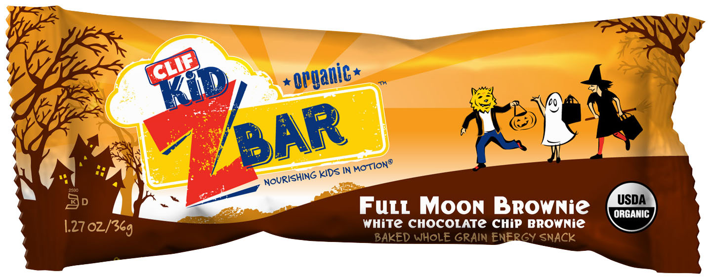 CLIF Kid® Brings Halloween Fun to Zbar Line-Up with Full