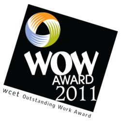 WCET WOW Awards 2011