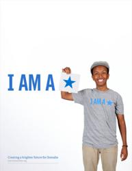 Forget doom and gloom—I AM A STAR is a hip and hopeful way to unite, inspire and empower individuals to shine for Somalia.