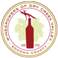 Winegrowers of Dry Creek Valley logo