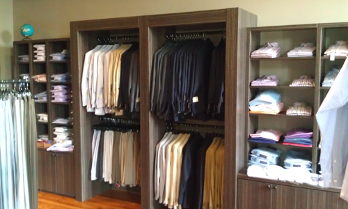 Beautiful Retail Commercial Work By Closet Factory Columbia ...