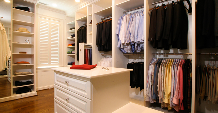 From Master To Reach In Custom Closets, Closet Factory South Carolina Has  You Covered!