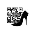 Custom QR Code for Discount Shoe Warehouse