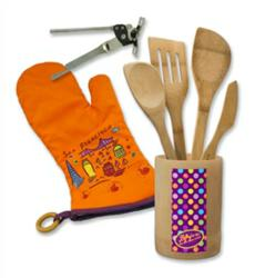 Leftyls Deluxe Left-Handed Kitchen Tools Set
