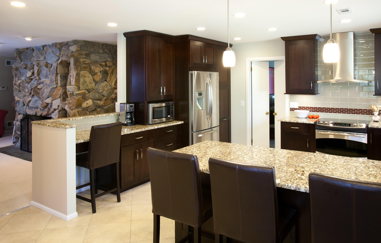 Signature Kitchens, Additions & Baths Transforms Kitchen in Silver ...