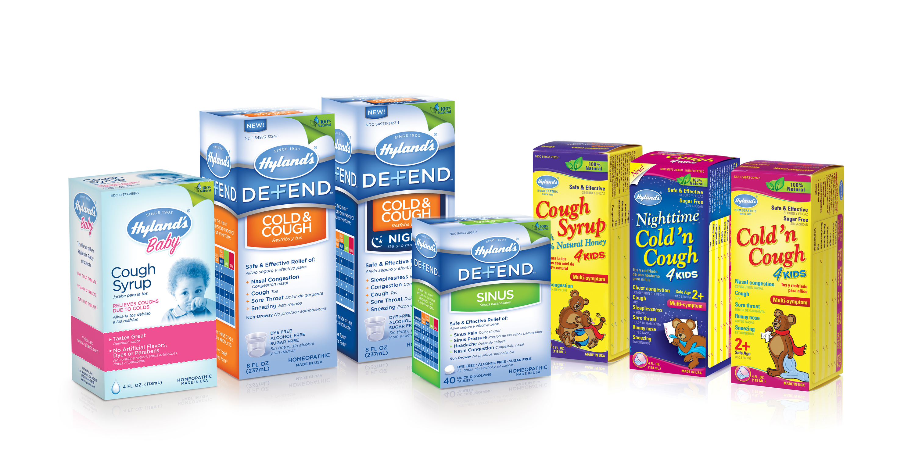 New Homeopathic Products From Hyland S Inc Help Families