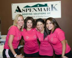 Aspenmark Roofing Solar Supports Susan G Komen Walk For The Cure In Dallas Ft Worth This Weekend