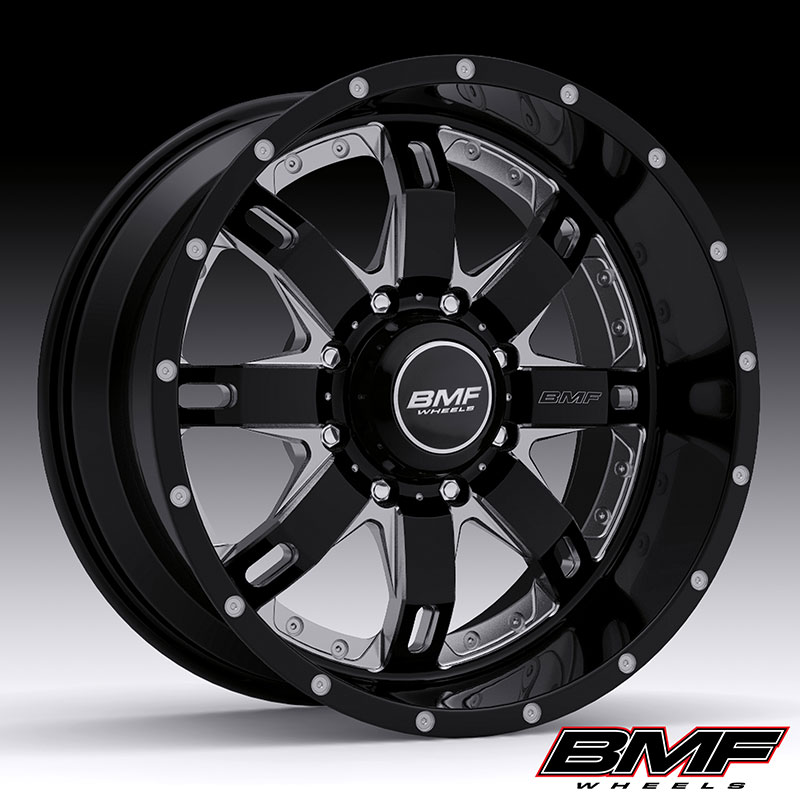 Custom Truck Grilles >> BMF Wheels Launches New Designs, Sizes and Products at SEMA 2011