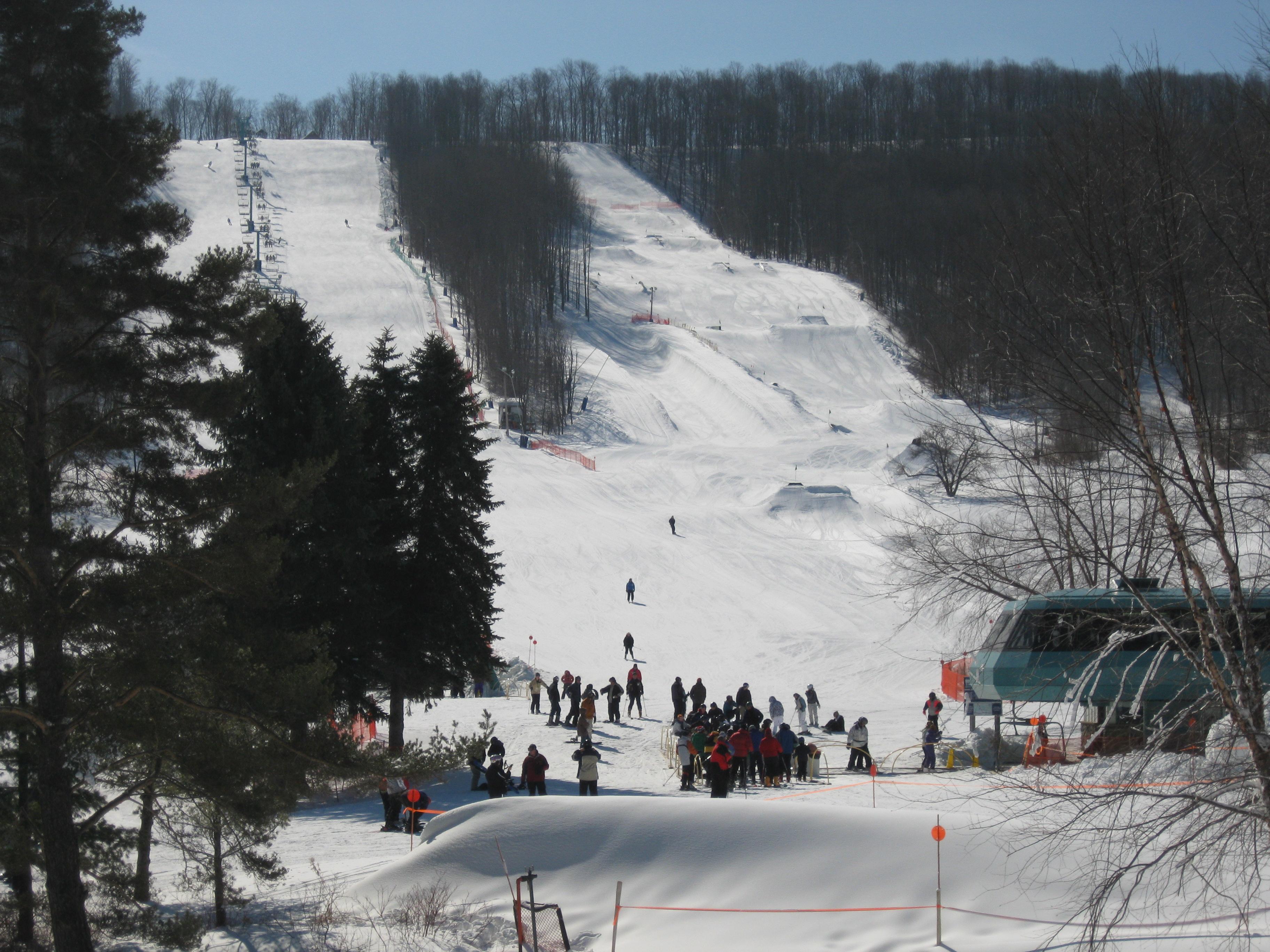 new york's most visited ski resort village – ellicottville, ny