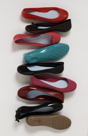 e618bd3072fec4 OKA b. Footwear Unveils Closed Toe Shoe