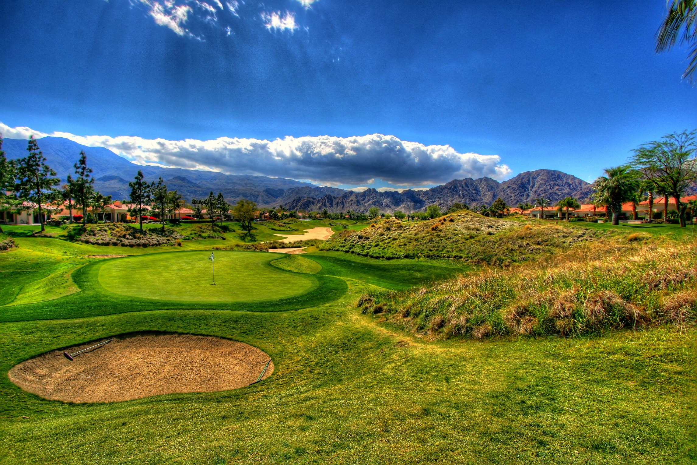 Palm Springs Ca Real Estate Gets Big Boost From Bill