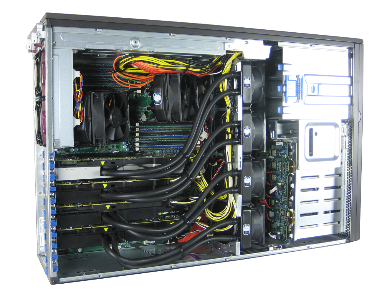 First Personal Supercomputer to Use Asetek Liquid Cooling ...
