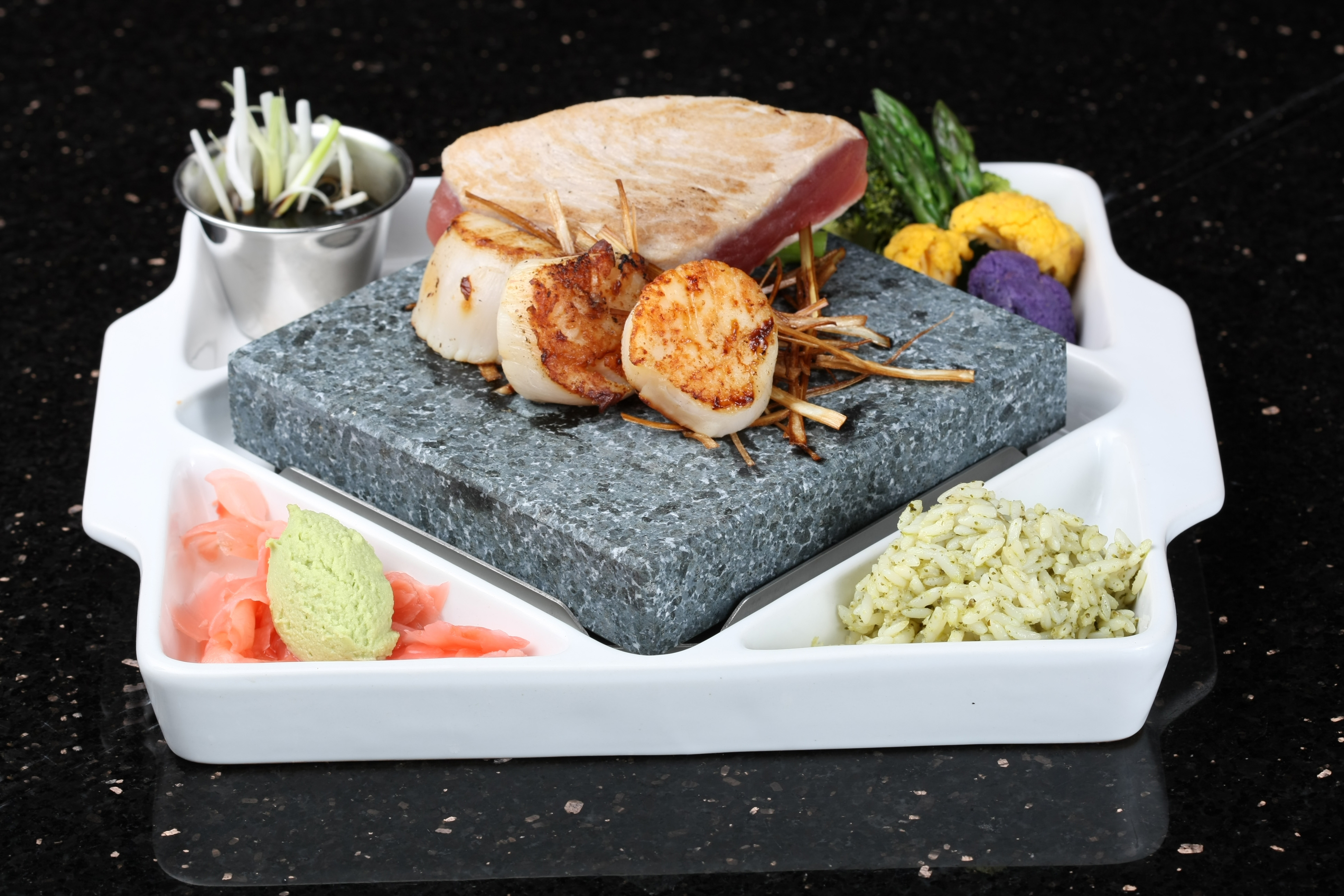 Simply Fondue Is Simply Rok U0026 39 In With Hot Rock Cooking