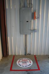 Insite Solutions Creates First Electrical Panel Floor