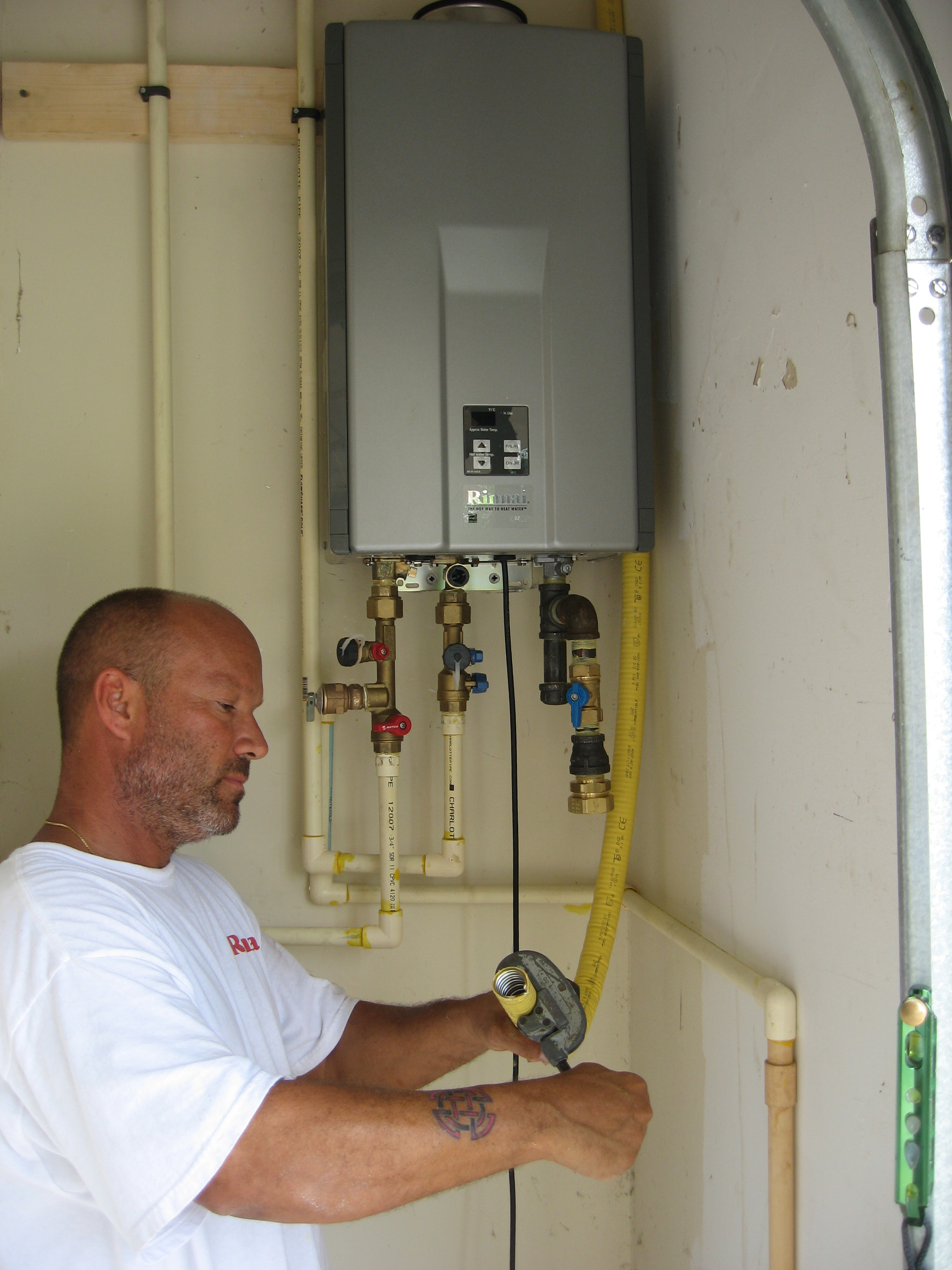 Rinnai Announces Results Of Consumer Water Heating Survey