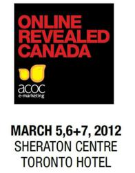 Online Revealed Canada 2012