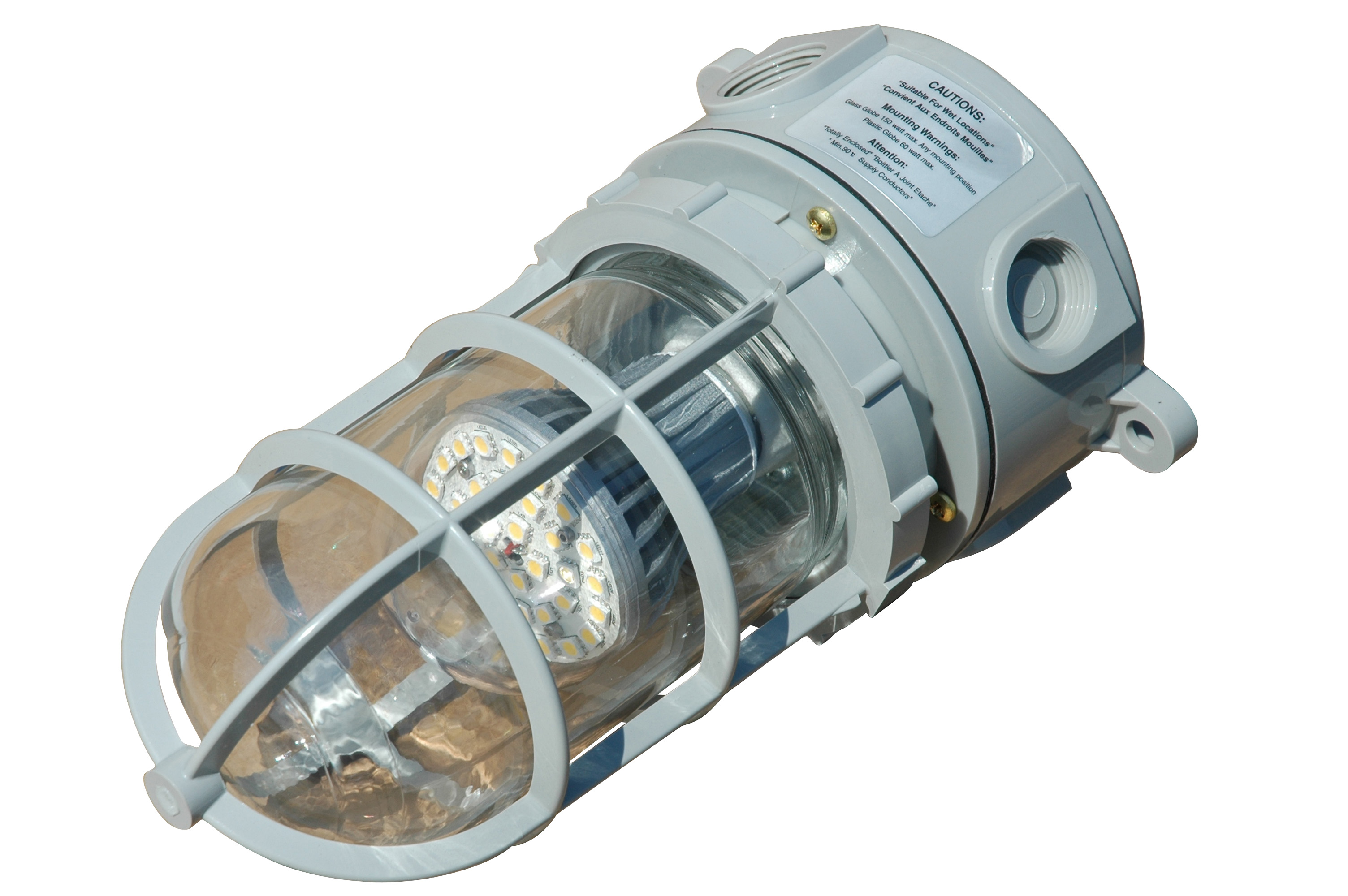 Magnalight Com Announces Addition Of Explosion Proof Led