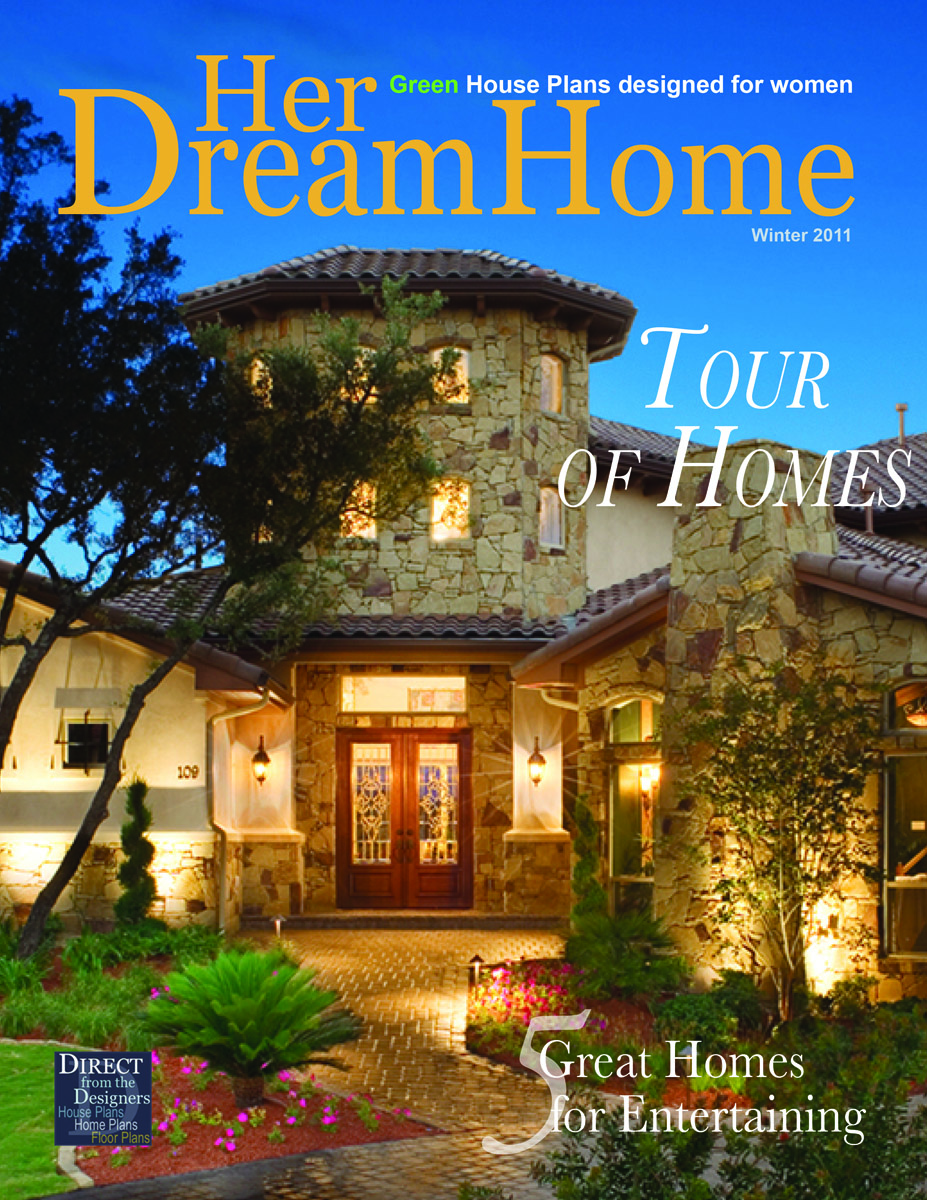 Tour Of Homes Latest Issue Of Her Dream Home Magazine