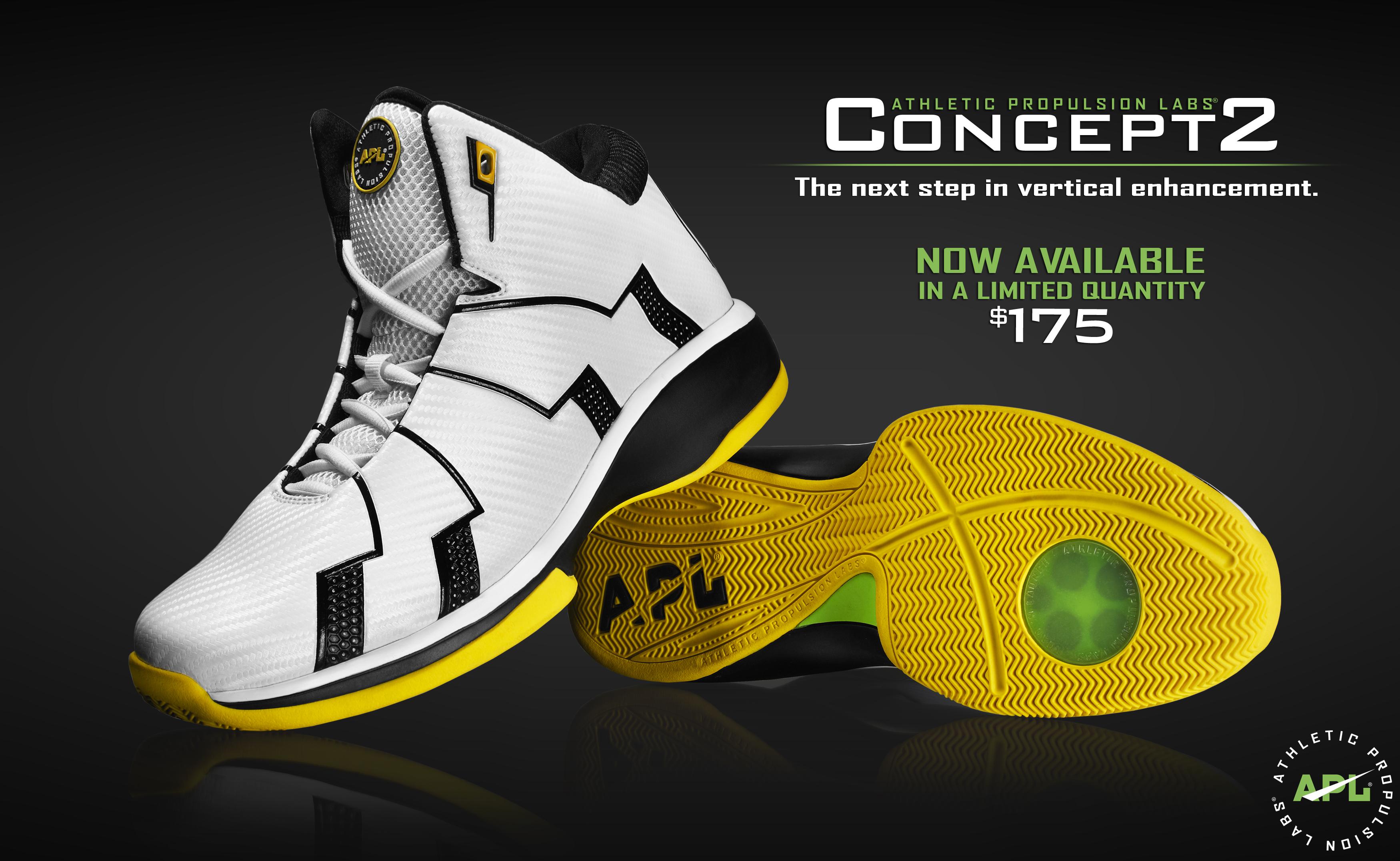 half off 1b49a 1e2a6 Athletic Propulsion Labs APL Concept 2 Basketball ShoesAthletic Propulsion  Labs APL Concept 2 Basketball Shoes ...