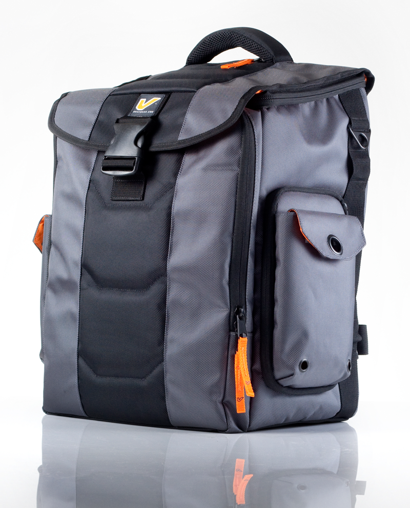 The Stadium Bag Multi Use Tech Cargo Backpack By Gruv Gear