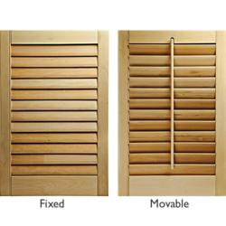 New Products From Rockler Help Homeowners Make Custom Wood Window Shutters
