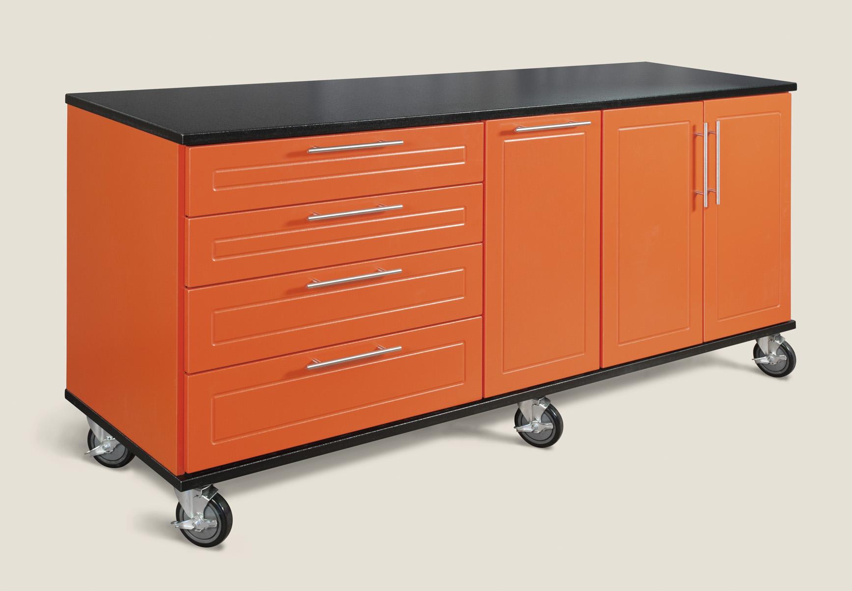 Garage WorkbenchA Garage Workbench Makes A Great Tool Organizer. ...