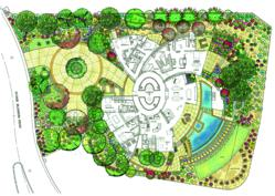 New online landscape design service helps do it yourself homeowners and investors beautify their for Average cost of landscape design plan