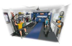 get fit from home this year with a dura garage gym