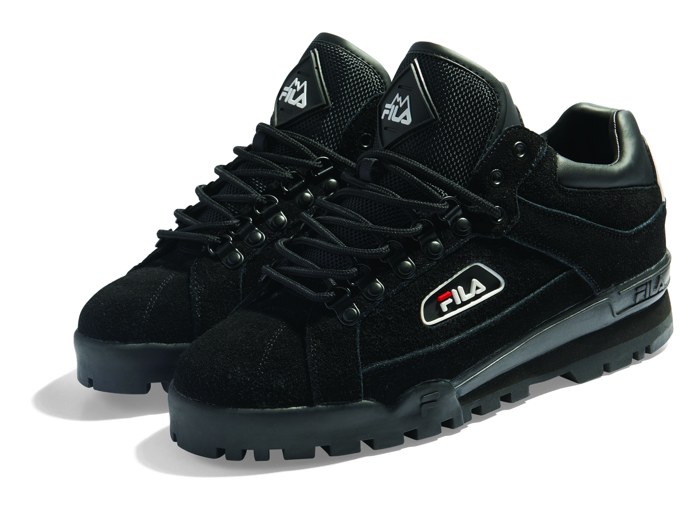Fila and Footpatrol Re-Issue Iconic 90's Trailblazer Shoe: Two Co-Branded Limited Edition Styles ...