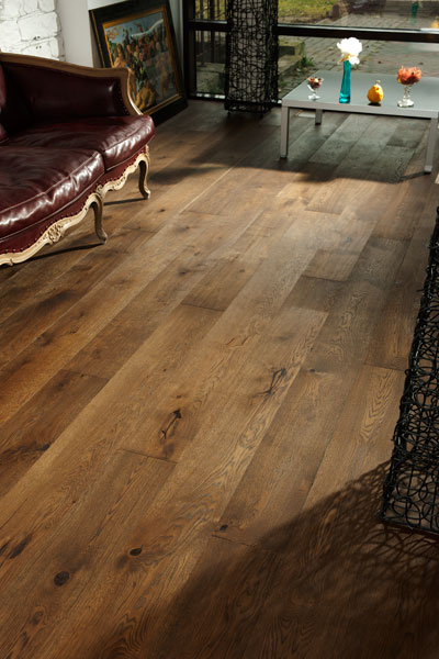 Coswick Collection Of Eco Oil And Wax Hardwood Flooring