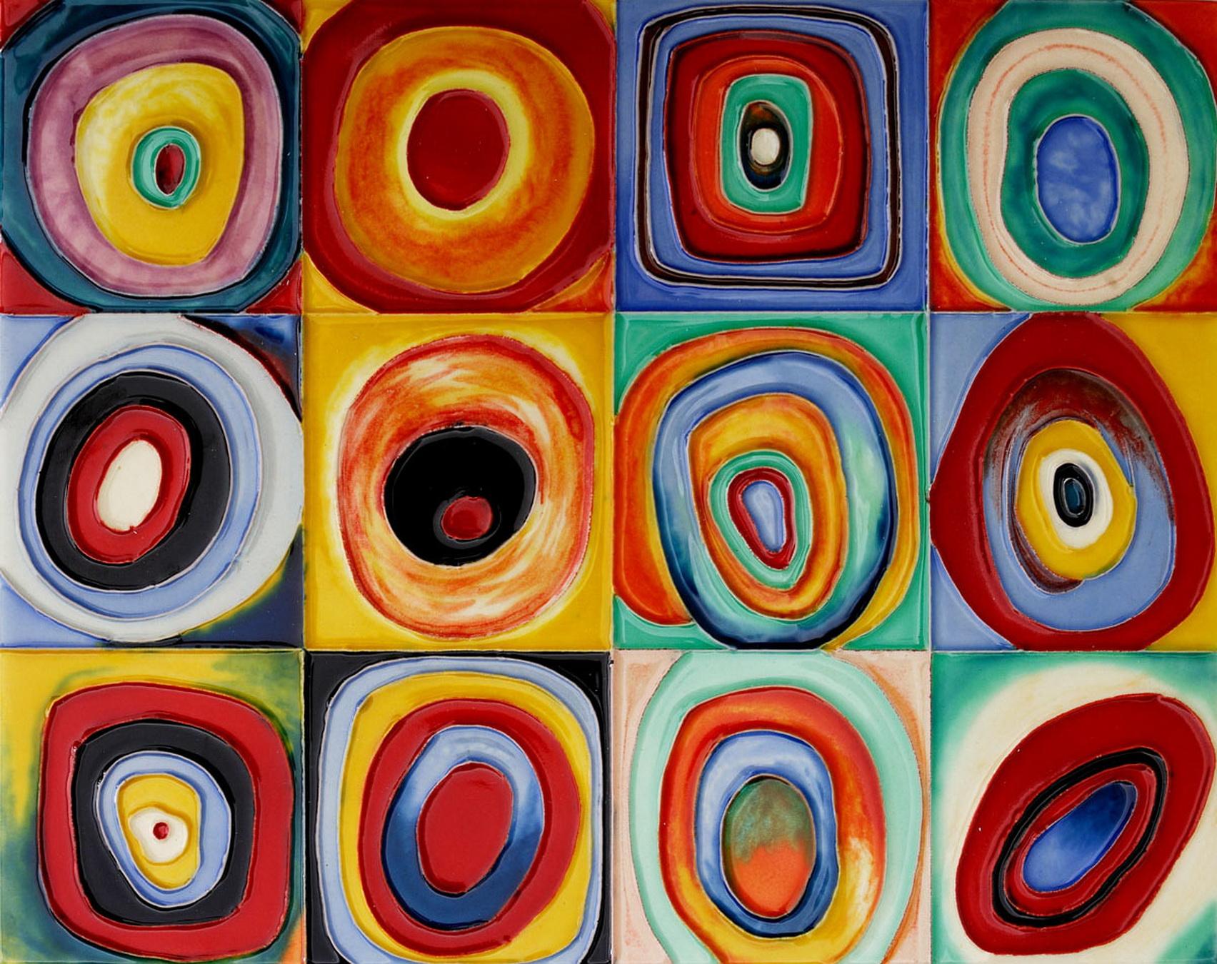 Overstockart Introduces New Artwork To Decorative Ceramic Tile