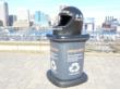 Fan Cans Recycling Receptacle For Motorsports And Retail Facilities, Corporate Sponsors And Fans