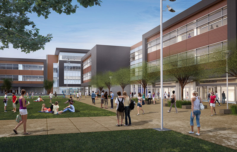 Wonderful The Quad Is Zoned Into Passive And Active Spaces That Can Provide For A  Multitude Of Events.