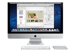 Make photo collages easily on Mac OS X.