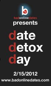 Online dating detox