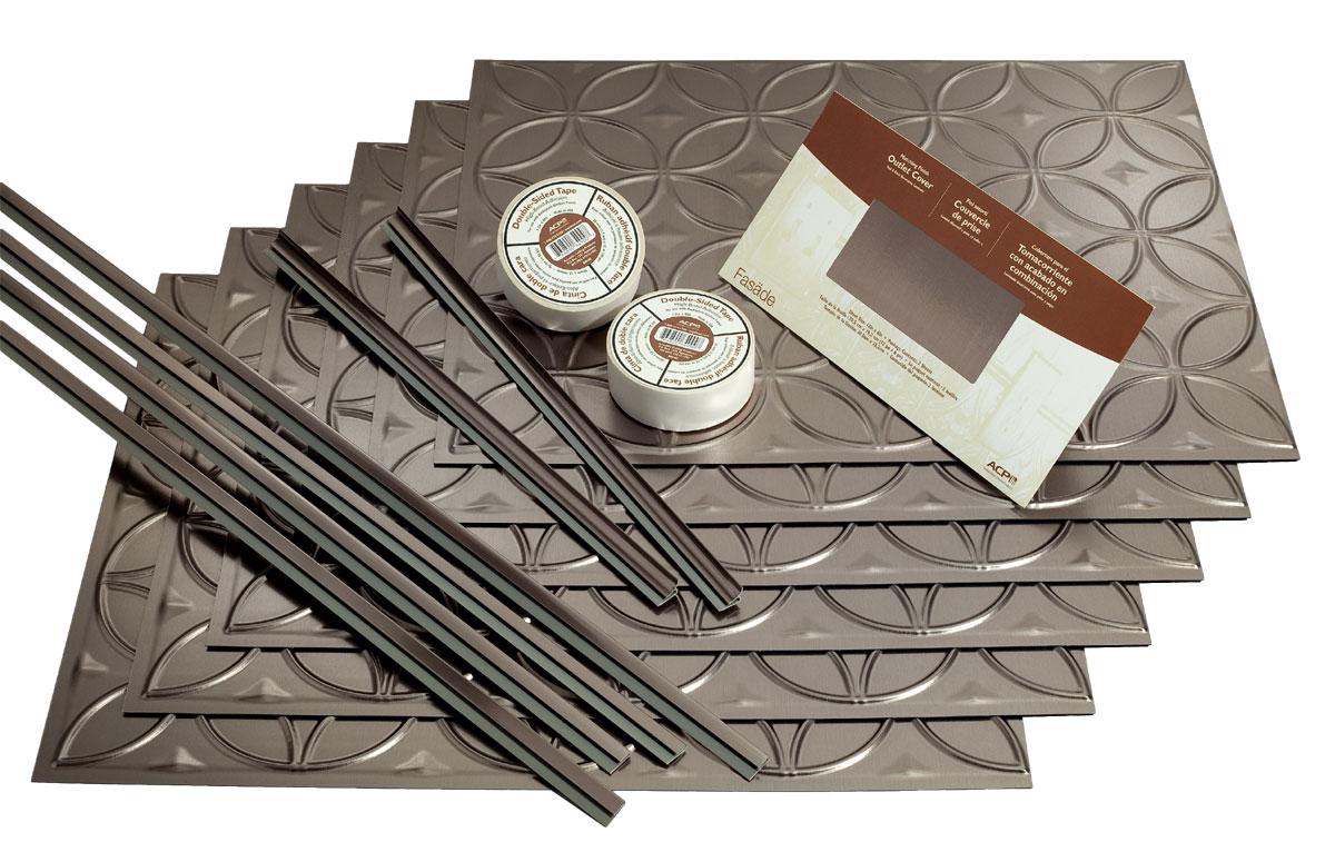 Backsplashideas offers backsplash tile project kit for 119 valentines day backsplash kitbacksplash kit components solutioingenieria Image collections