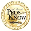 Supply Chian Pros to Know 2012 Award