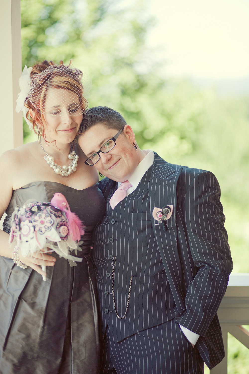 gay wedding suits and ensembles for the lgbt crowd