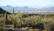 City View from Silverleaf Home Site 1652 in Scottsdale, Arizona