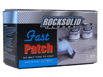RockSolid Floors® Polyurea Garage Coat Now Available in Mocha