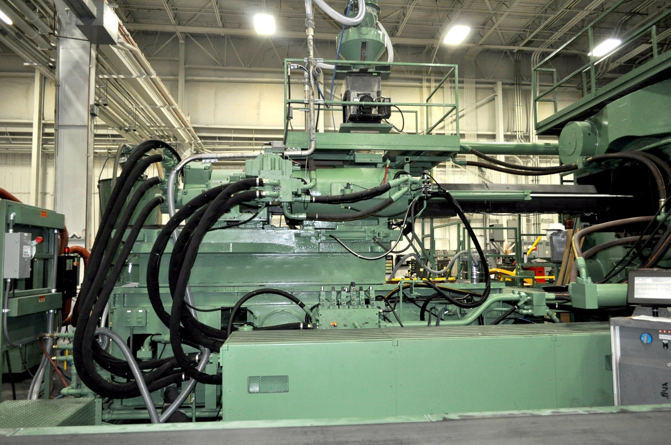 Bemis Manufacturing Acquires New 3,000-Ton Plastic