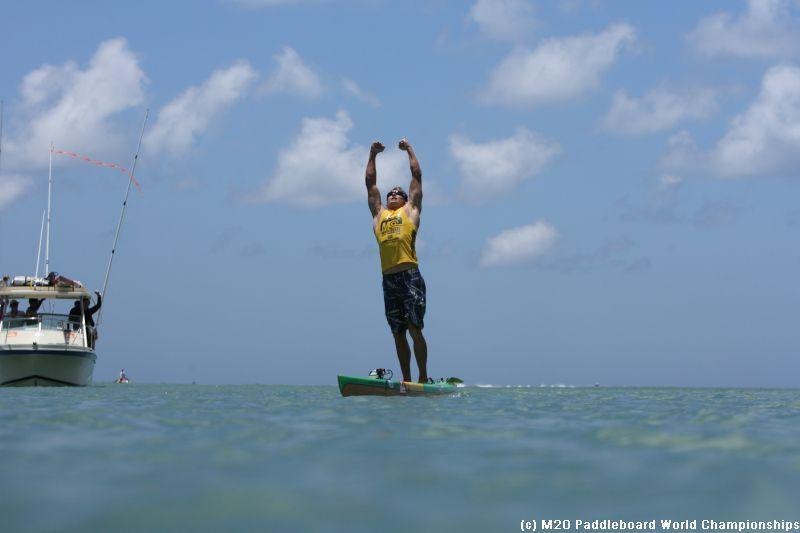 Molokai-2-Oahu Paddleboard World Championships: Online