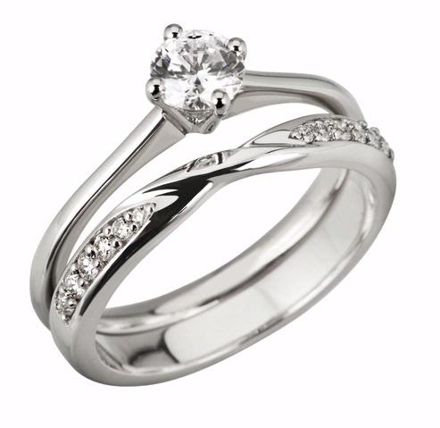 available online enement and wedding ring set by diamonds - Wedding Rings Online
