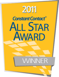 Constant Contact 2011 All Stars