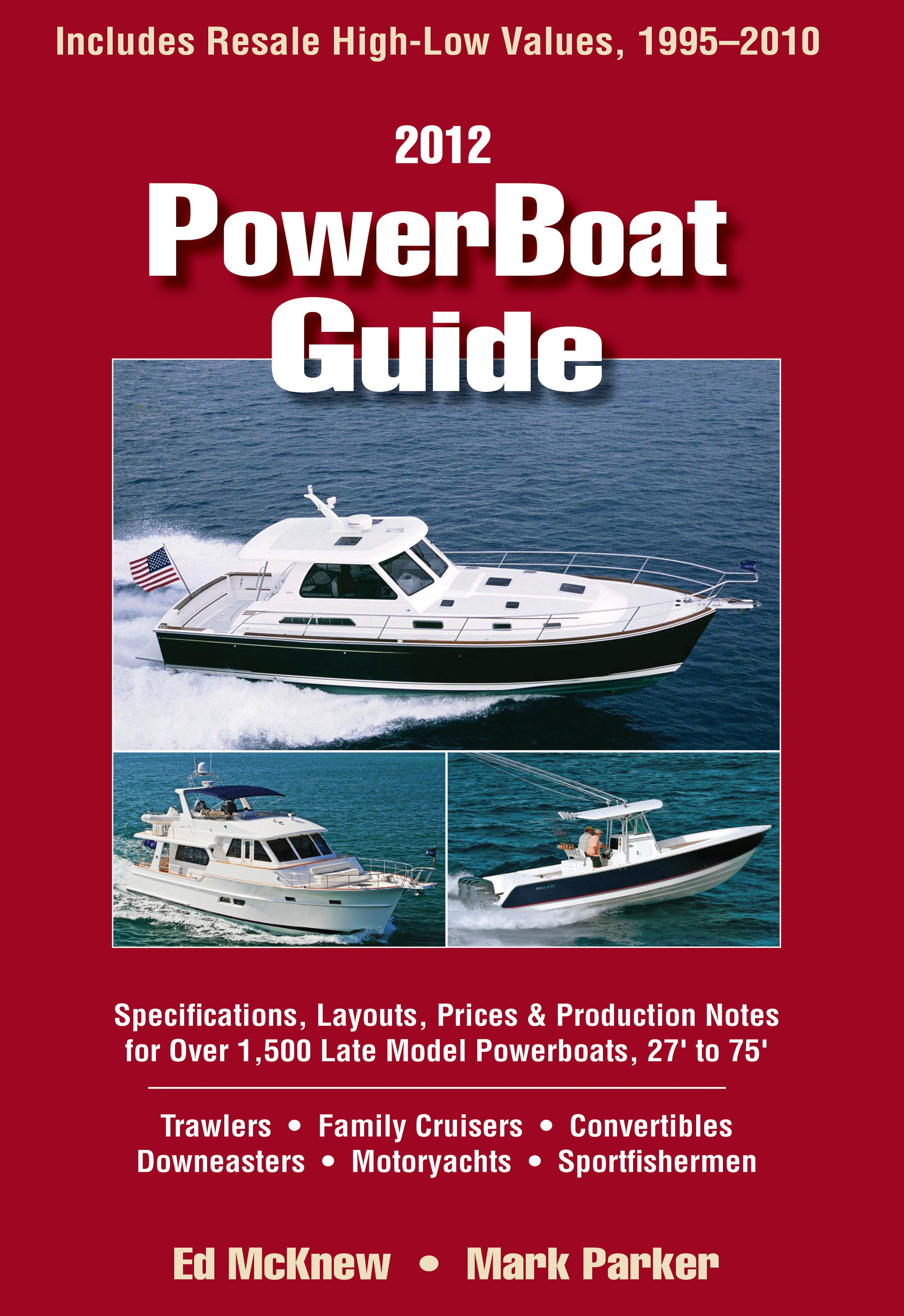 2012 PowerBoat Guide Book Sample Page