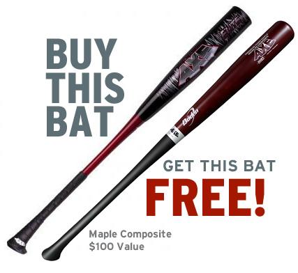 Baden's Axe Baseball and Softball Bat Cleared for Amateur ...