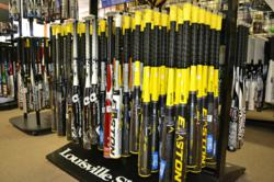 Savannah Sporting Goods Store Prepares For Baseball Season ...